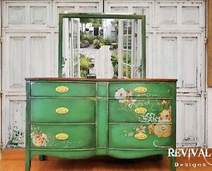 Revival Designs Springtime Dresser/Buffet & Mirror