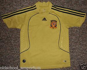 SPAIN / 2008-2010 Away - TORRES #9 - ADIDAS JUNIOR Shirt / Jersey. Size: 10y 140 - Poland, Polska - SPAIN / 2008-2010 Away - TORRES #9 - ADIDAS JUNIOR Shirt / Jersey. Size: 10y 140 - Poland, Polska