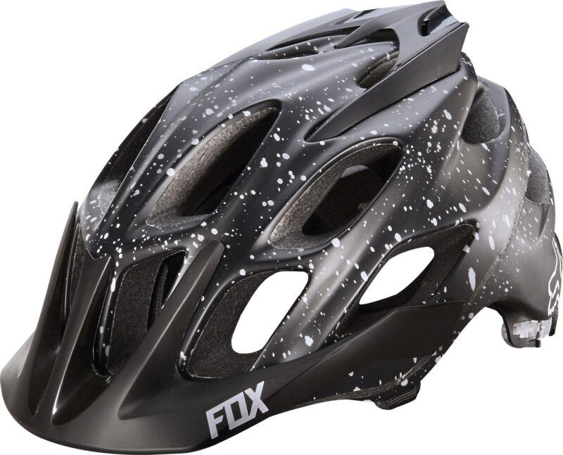 Fox Racing Flux Helmet Flight Black