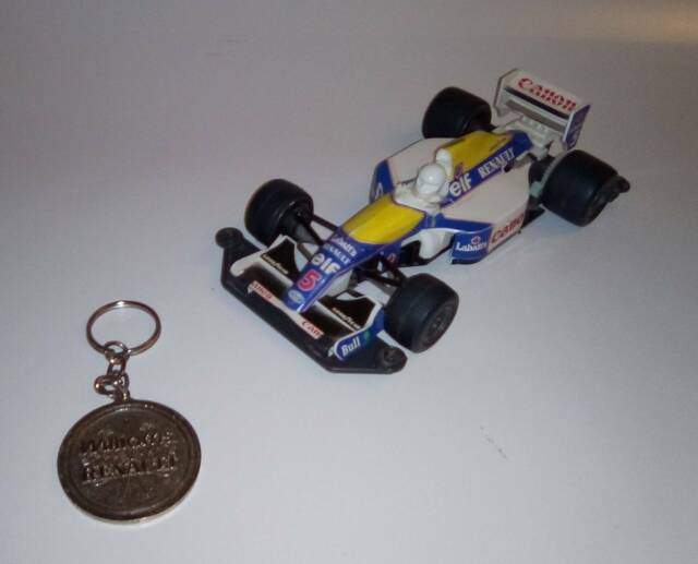 Vintage Mansell Renault Battery Operated 47 Williams Renault Keyring Collectables Gumtree Australia Tea Tree Gully Area Greenwith 1249860219