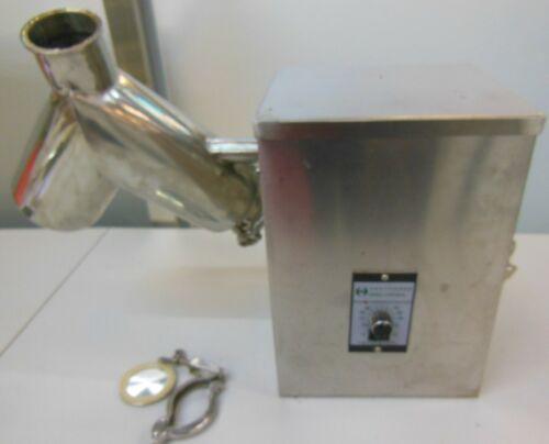 VH-2 Powder Mixer Dry Powder Blending Machine Blender for Lab Home Use 110V