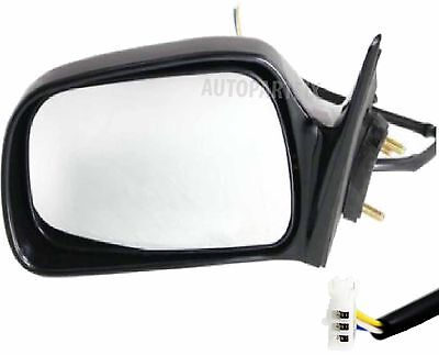 New Power Left Driver Side Mirror for 97-01 Toyota Camry US Built Models Only