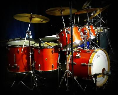 Drummer available for live shows, recordings, theatre, festivals
