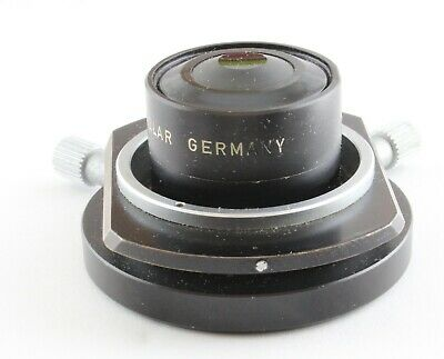 Leitz Microscope D 1.20 - 1.40 Oil Dark Field Condenser