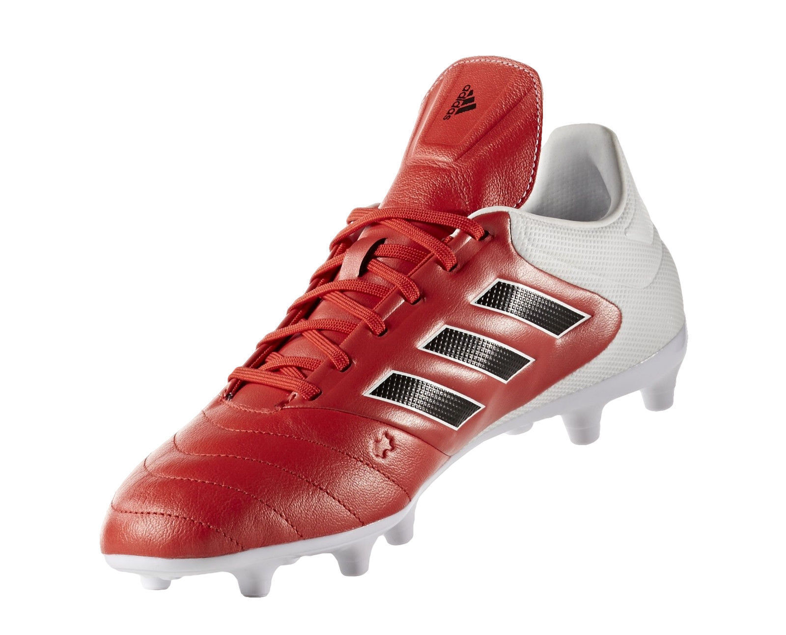 43b73f067b5e adidas COPA 17.3 Firm Ground Men s Football Boots - Red Core Black Footwear  White