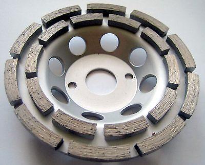 Diamant Schleiftopf Schleifteller 125 mm  -Neu- Topfscheibe universal