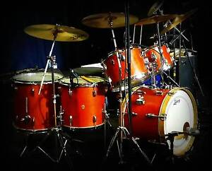 Want your Drum kit sounding like the professionals? Drum tune now Dulwich Burnside Area Preview