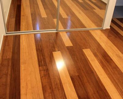 ONLY $65 for  14 M M BAMBOO FLOORING SUPPLY &INSTALLATION