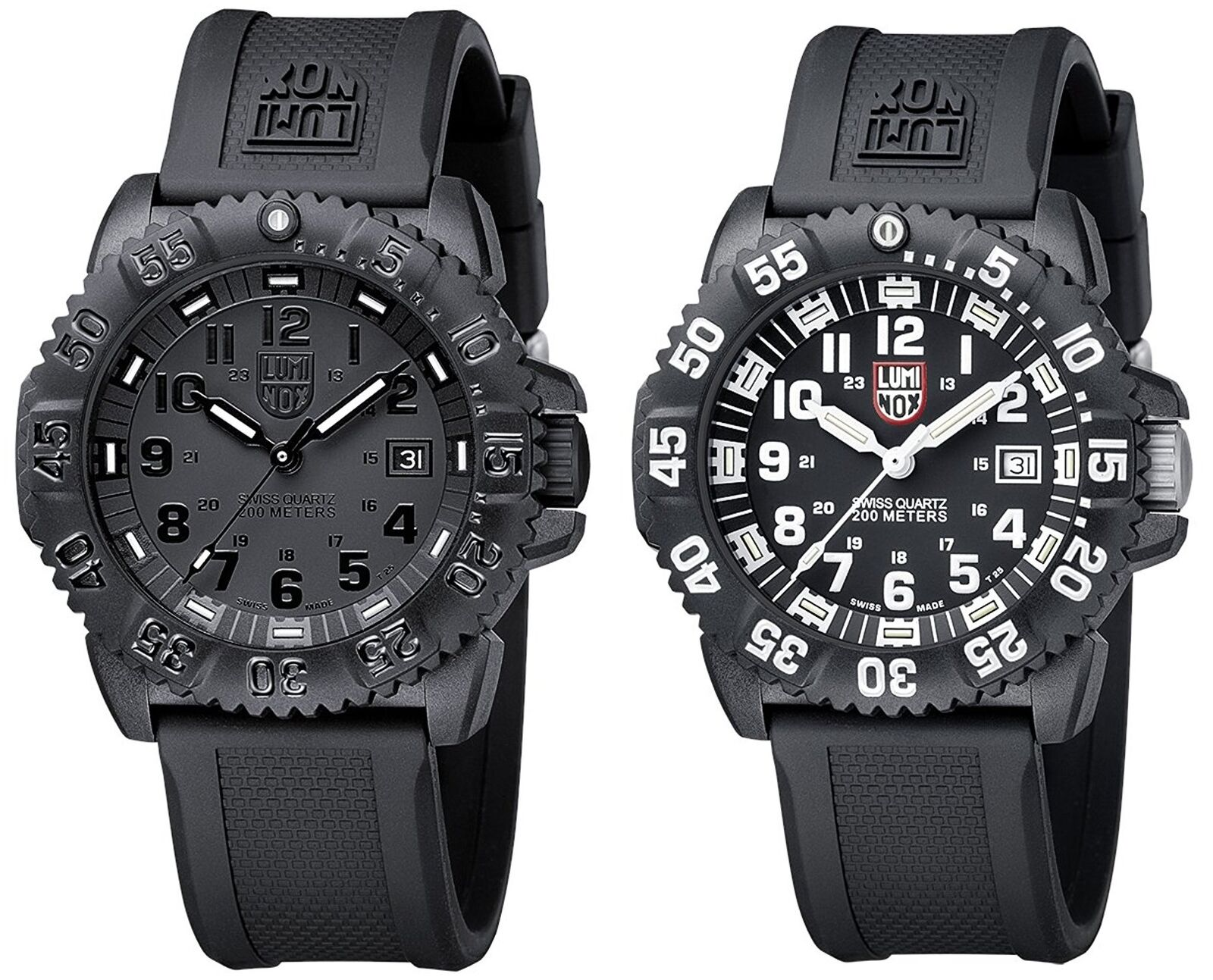 Luminox 3051 Men s EVO Navy Seal Colormark 3050 Series - Choice of Color 30f168de4b1