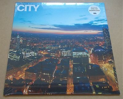 STUART MCCALLUM City 2015 vinyl LP + HD download SEALED Sophie Barker