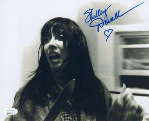 "Shelley Duvall Autograph Signed 8x10 Photo - The Shining ""Wendy"" (JSA COA)"
