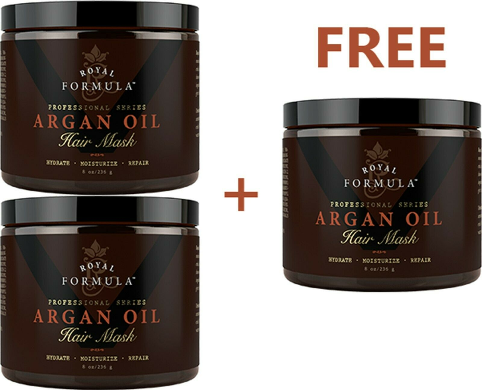 Argan Oil Hair Mask NATURAL Treatment Best for Hair Growth