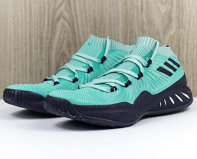 Adidas Crazy Explosive PrimeKnit Kristaps Porzingis KP PE Blue SZ G25780