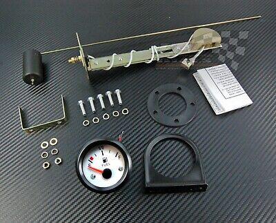 Boat Fuel gauge with tank fuel level sender 2