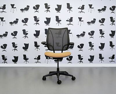Refurbished Humanscale Liberty Task Chair - Sandstorm - YP107