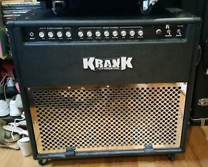 Krank Revolution 1 combo guitar amp Marrickville Marrickville Area Preview