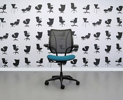 Refurbished Humanscale Liberty Task Chair - Montserrat YP011