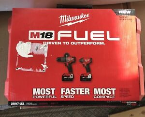 Milwaukee Tool M18 Fuel 2-Tool Brushless Combo Kit