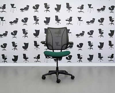 Refurbished Humanscale Liberty Task Chair - Taboo - YP045