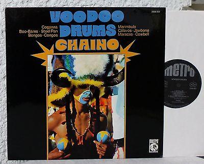 CHAINO - Voodoo Drums     Metro  RI of 1953