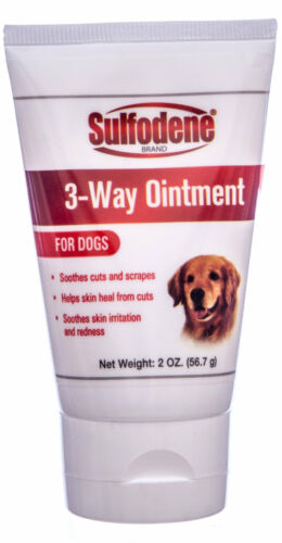 Sulfodene 3-way ointment, pain relief,skin conditions, itching