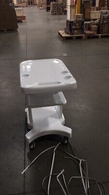 Used Portable Tool Cartmobile Trolley Cart For Portable Ultrasound Hot