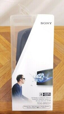 Sony TDG-BR250 Active 3D Glasses for Bravia Models