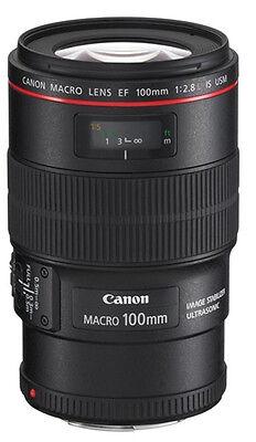 Canon EF 100mm f/2.8L IS Macro USM Lens