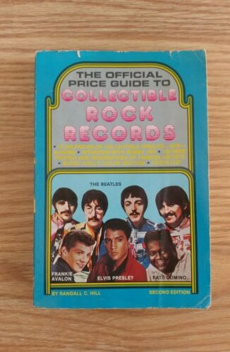 The Beatles &Great Britain fan 2 book lot: Collectible Rock Records,Ready...go!