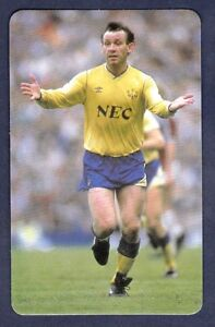 FAX-PAX-1989-FOOTBALL-STARS-EVERTON-ENGLAND-BOLTON-WANDERERS-PETER-REID
