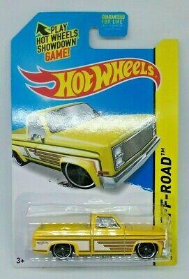 Hot Wheels '83 Chevy Silverado HW Off-Road