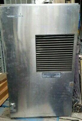 Hoshizaki Km-630mrb 650 Lb Crescent Ice Cube Machine Head Unit Only