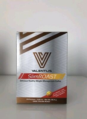 6x Prevail Slimroast Coffee for Weight Loss Diet Health and Nutrition Italian