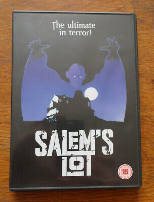 Salem's Lot (1979) DVD Stephen King Tobe Hooper David Soul