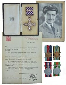WW2 GROUP DISTINGUISHED FLYING CROSS & BAR 1939-1945,AIRCREW,WAR,DEFENCE MEDAL