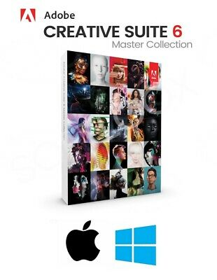 Adobe CS6 Master Collection - Full Version For Windows