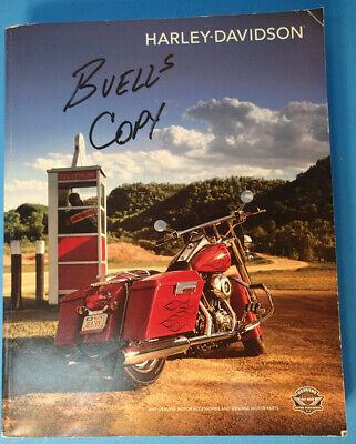 2007 Harley Davidson GENUINE Accessories and Parts Catalog 300+ Pages