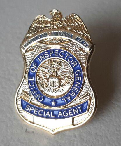 Dept of Defense Inspector General Special Agent Shield Mini Pin Badge