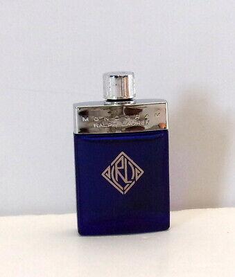 - Mongram Ralph Lauren Cologne Mini 1/4 oz 7mL Warner / Cosmair