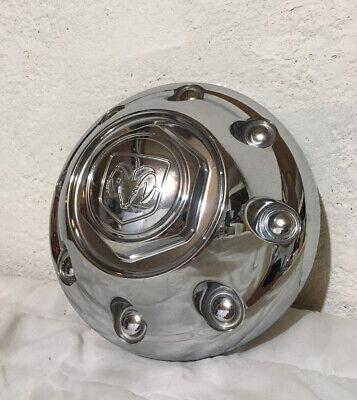 00-02 Dodge Ram 2500 3500 Truck 8 Lug Chrome Hex Wheel Center Hub Cap 52039098