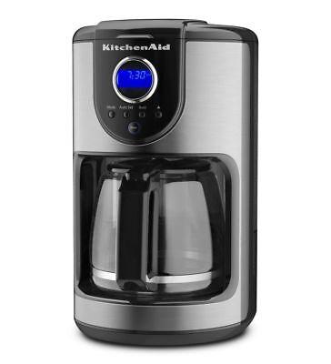 KitchenAid® Refurbished 12 Cup Coffee Maker, -