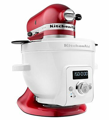 KitchenAid RKSM1CBT Precise Heat Mixing Bowl for Tilt-Head Stand Mixers