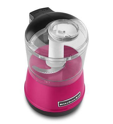 KitchenAid RRKFC3511 3.5 Cup Food Chopper Processor 11 Colors