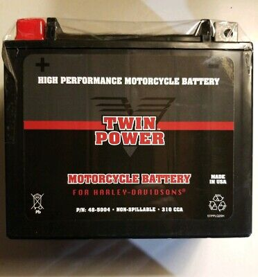 Twin Power, High Performance Factory Activated AGM Battery YTX20HDOM 310CCA