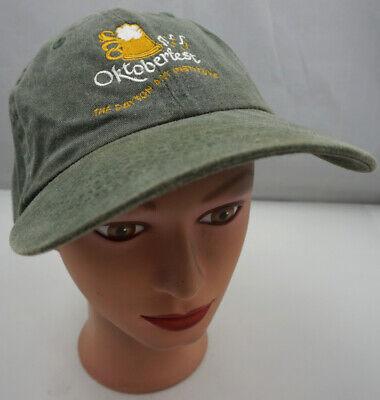 Oktoberfest The Dayton Art Institute Hat Adjustable Baseball Cap Pre-Owned (Dayton The Greene)