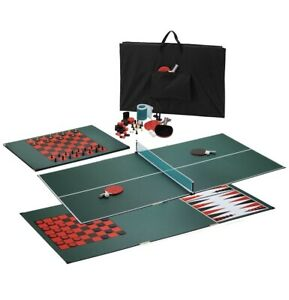 3 in 1 Table Tennis and Games Table