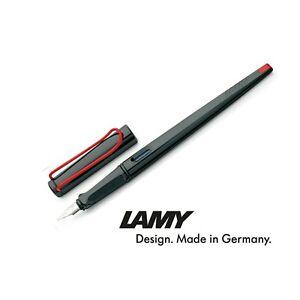 Lamy Joy Calligraphy Fountain Pen Black Red 3