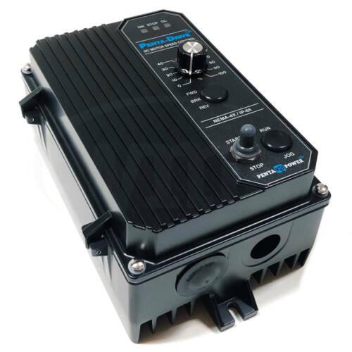 9338 KB Electronics KBPC-240D Variable Speed DC Drive, 1HP@115V/2HP@230V, IP65