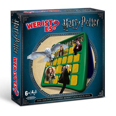 Quien Es? Harry Potter Infantil Mago Juego de Mesa Ratespiel