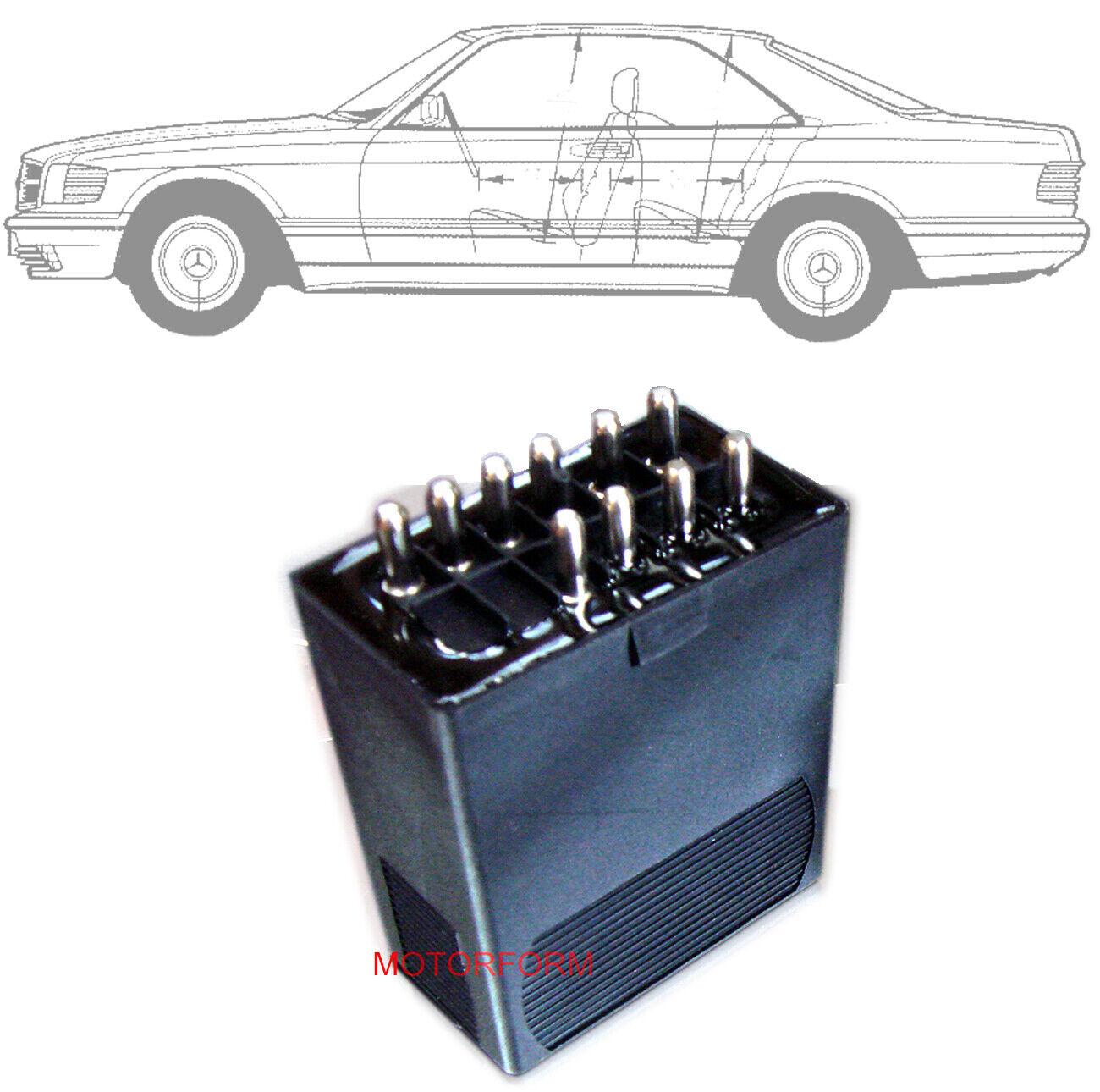FÜR Mercedes W126 560SEC 500SEC R107 Benzinpumpenrelais Relais 0035452505